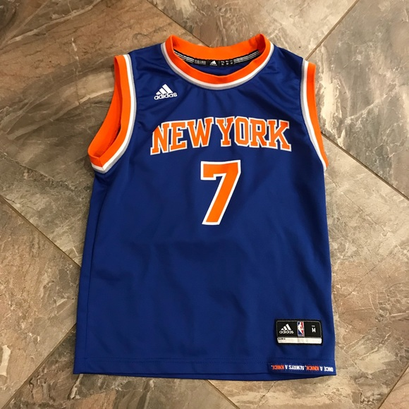 fef1f8fd7104 adidas Other - Adidas Carmelo Anthony New York Knicks Jersey M